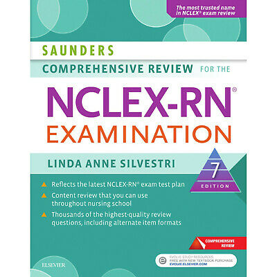 Saunders Comprehensive Review for the NCLEX-RN Examination 7th Edition