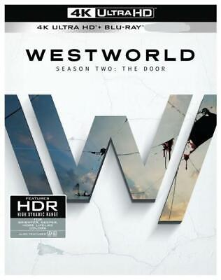 Westworld The Complete 2nd Second Season The Door 4K Ultra HD  Blu-Ray