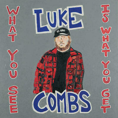 Luke Combs What You See Is What You Get New CD 2019