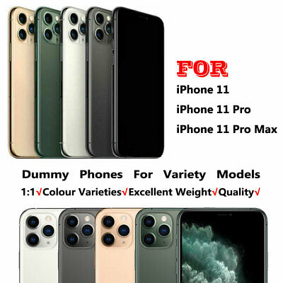 11 Non Working Dummy Model Display Toy Fake Model For iPhone 1111Pro11Pro Max