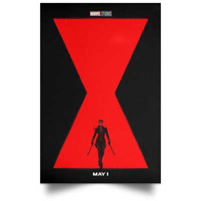Black Widow Poster 2020 May New Movie Poster Sizes 24x16 36x24