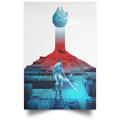 Star Wars the Rise of Skywalker Dec New and Best Movie Poster Sizes 16x24 24x36