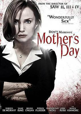 MOTHERS DAY WIDESCREEN DVD MOVIE JAMIE KING REBECCA DE MORNAY FREE SHIPPING