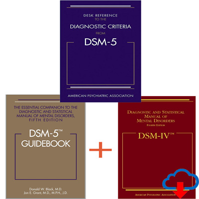 Diagnostic and Statistical Manual of Mental Disorders-DSM-5P-D-FFastDelivery🔥