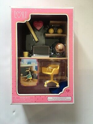 Lori By OG Doll Home Workspace Set- NEW Box Is Unopened