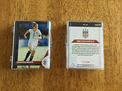 2019 Panini World Cup Champions US Womans National Team USWNT 36 Crd Set Instant