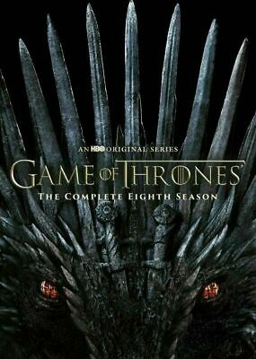 Game of Thrones Complete Season 8 DVD
