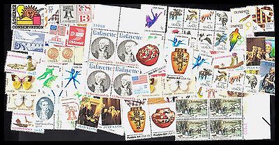 U-S- DISCOUNT POSTAGE LOT OF 100 13¢ STAMPS FACE 13-00 SELLING FOR 8-95