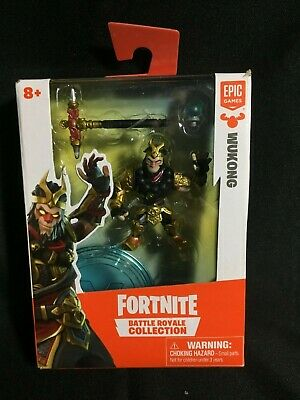 FORTNITE Battle Royale Collection WUKONG 2 Action Figure NEW - FASTEST SHIPPING