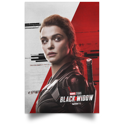 Black Widow Marvel Character May New Movie Poster Size 16x24 24x36 3