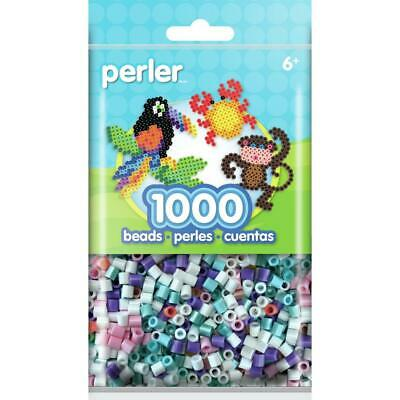 Perler Fusing Beads 1000pc pkg- Multi Colors to Choose From Free Shipping