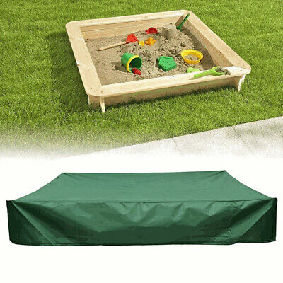 Portable Waterproof Dustproof Protection Sandpit Sandbox Cover With Drawstring