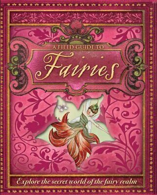 A Field Guide to Fairies by MARRIOTT Susannah Hardback Book The Fast Free