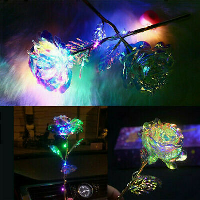 LED Light Gift For Mothers Day Mom Her Girlfriend Wife Woman Rose Love Birthday