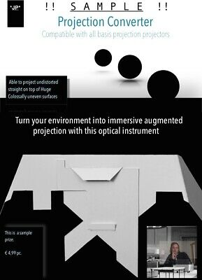 Virtual Reality (Projection Converter)