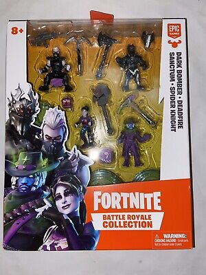 Brand New Fortnite Battle Royale Collection Mini Action Figures - Free Shipping
