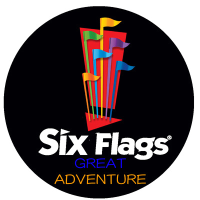 SIX FLAGS GREAT ADVENTURE NJ TICKETS 37   A PROMO DISCOUNT TOOL