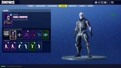 Fortnite accountCan be linked to all platforms
