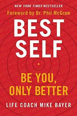 Best Self Be You Only Better Hardcover – January 8 2019
