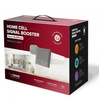 weBoost Home MultiRoom Signal Booster Kit - 470144 Open Box