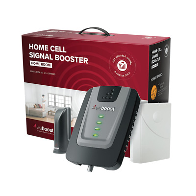 Weboost Home Room Cell Phone Signal Room - 472120 All US Carriers Open Box