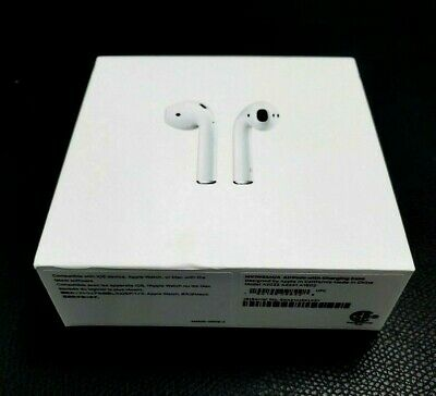 Apple AirPods 2nd Generation with Charging Case MV7N2AMA - Authentic