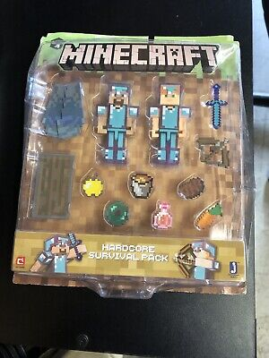 Minecraft Hardcore Survival Pack FREE SHIPPING
