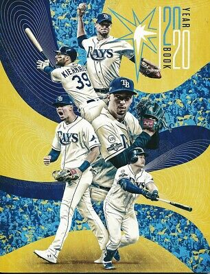 2020 Tampa Bay Rays Yearbook - Shipped in a Box