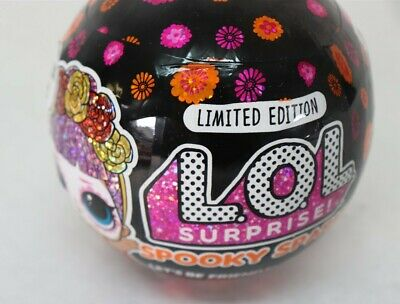 LOL Surprise Spooky Sparkle Limited Edition New