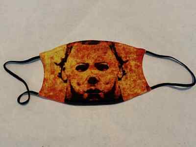 Michael Myers Halloween Face Mask Horror- Adult Size