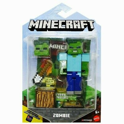Minecraft Comic Mode Zombie Action Figure Download Free App