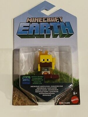 Minecraft Earth - Smelting Blaze - Boost Mini- New in box