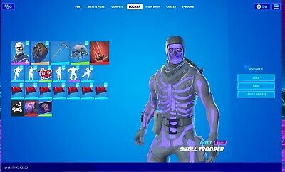 Fortnite  OG Skull  Black Knight