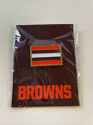 2020 Cleveland Browns Lapel Pin - Season Ticket Member Holder STM NFL NEW