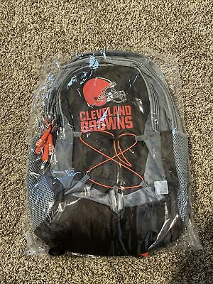 2020 Cleveland Browns Backpack - Season Ticket Member Gift Holder STM NFL NEW