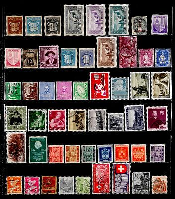 EUROPE CLASSIC ERA - 1960S STAMP COLLECTION WITH SETS