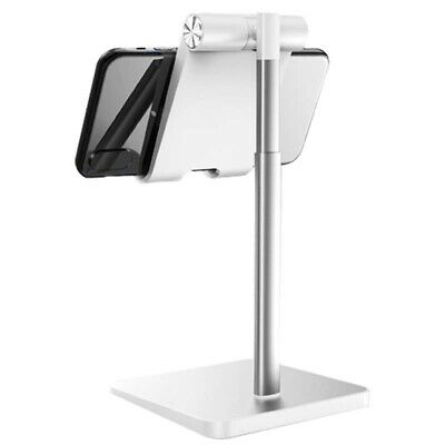 Cell Phone Tablet Switch Stand Metal Desktop Table Holder Cradle Dock iPhone