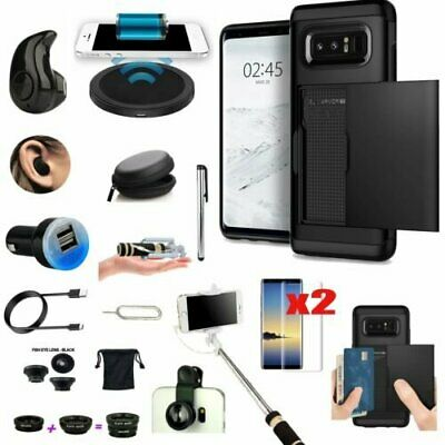 For Samsung Galaxy S10 PlusS10 Note 10 Plus Black Pocket Case Cover Accessory