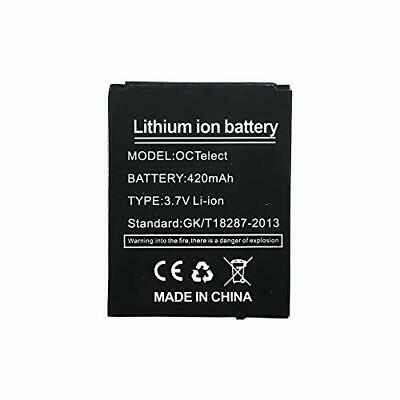 Smart Watch Battery RYX-NX9 Rechargable Lithium Battery with 420MAH Capacity