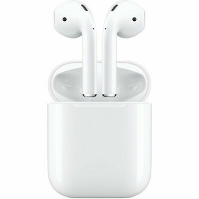 Authentic Apple AirPods 2nd Generation Wireless Earbuds Charging Case MRXJ2LZA