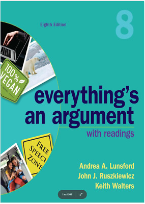 Everything's An®Argument with Readings®8th