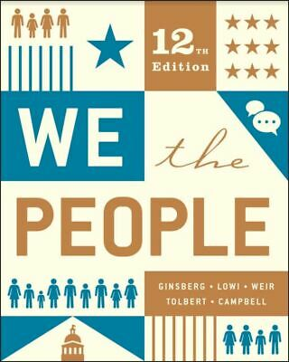 We-the-People-12th-Twelfth-Edition-by®Benjamin®Ginsberg