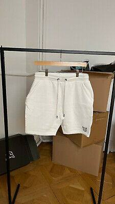 PARI 1.0 SHORTS RUBBER CAT WHITE SIZE S