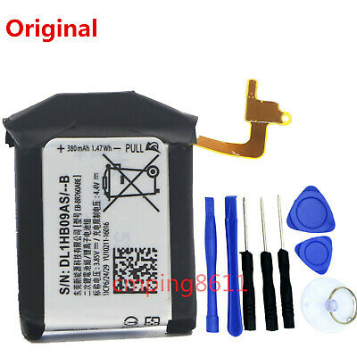 NEW Original EB-BR760ABE Battery For Samsung Gear S3 Frontier  Classic SM-R760