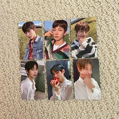ENHYPEN OFFICIAL Border Day One Photocards