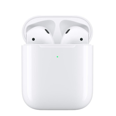 Apple Airpods 2nd Generation with Wireless Charging Case MV7N2AMA