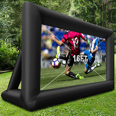 23  Indoor and Outdoor Inflatable Movie Screen Blow up Mega Movie Projector