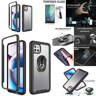 Phone Case For Moto One 5G Ace 6-7 Shock Proof Heavy Duty Bumper Cover