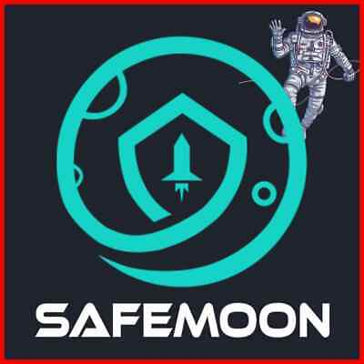 1 Million 1000000 SafeMoon SAFEMOON - MINING CONTRACT - Crypto Currency