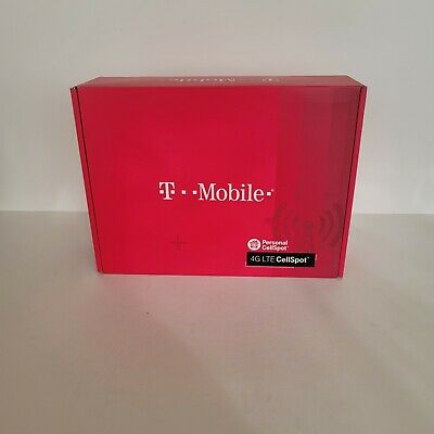 T-Mobile Personal CellSpot 4G LTE Signal Booster - NEW SEALED